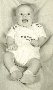 Me at 3 Months